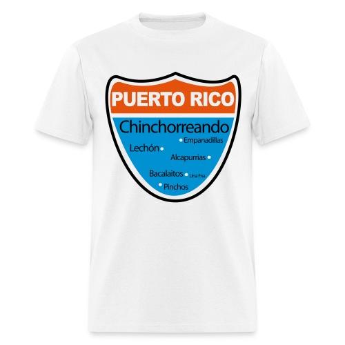 Chinchorreando - Men's T-Shirt