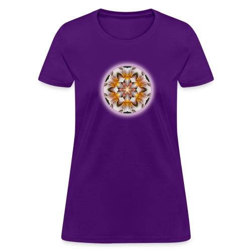 The Heart Knows Mandala - Women's T-Shirt