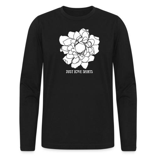 Logo Classic T Shirt Men's Longsleeve - Men's Long Sleeve T-Shirt by Next Level