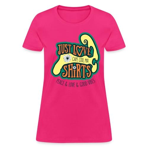 Women's Company Logo T Shirt - Women's T-Shirt