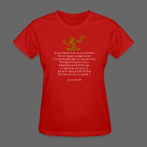 It Couldn't Be Done - Women's T-Shirt