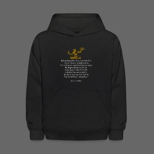 It Couldn't Be Done - Kids' Hoodie