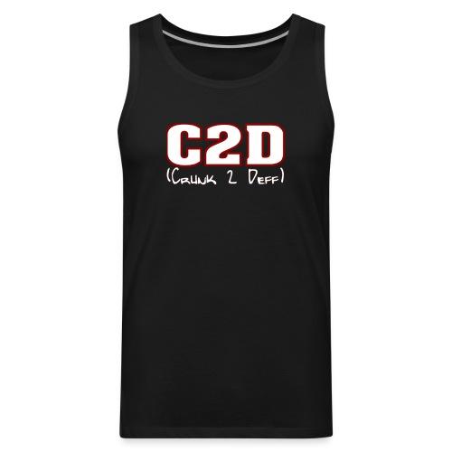 C2D Tank - Men's Premium Tank