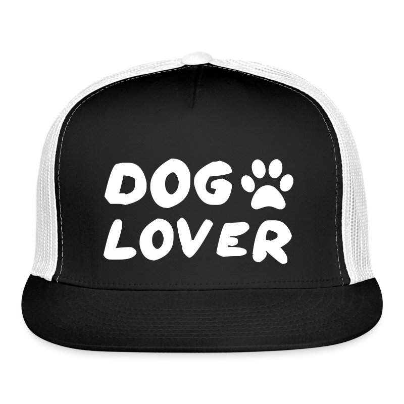 Dog Lover - Trucker Cap