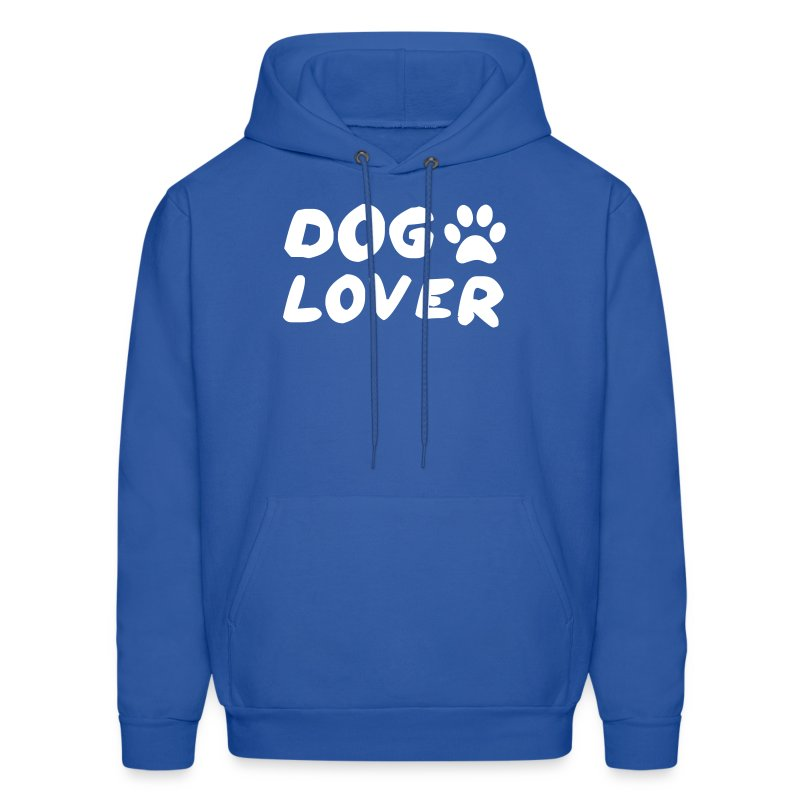Dog Lover - Men's Hoodie