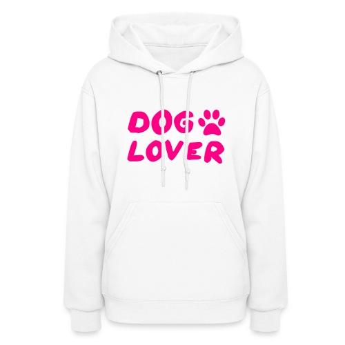 Dog Lover - Women's Hoodie
