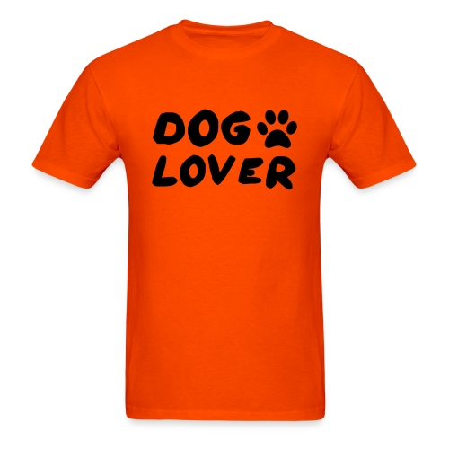 Dog Lover - Men's T-Shirt