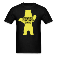 T-Shirts ~ Men's T-Shirt ~ Boogie with the Bear!