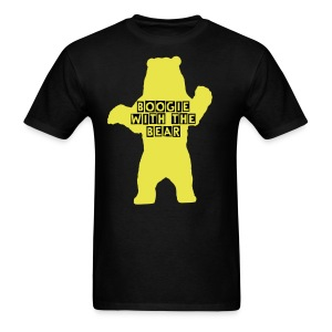 Boogie with the Bear! - Men's T-Shirt