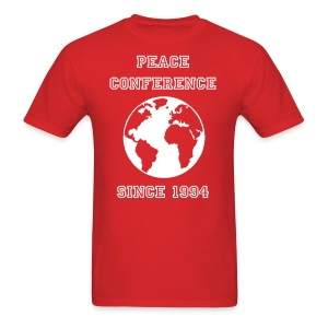 Peace Conference Tee - Men's T-Shirt