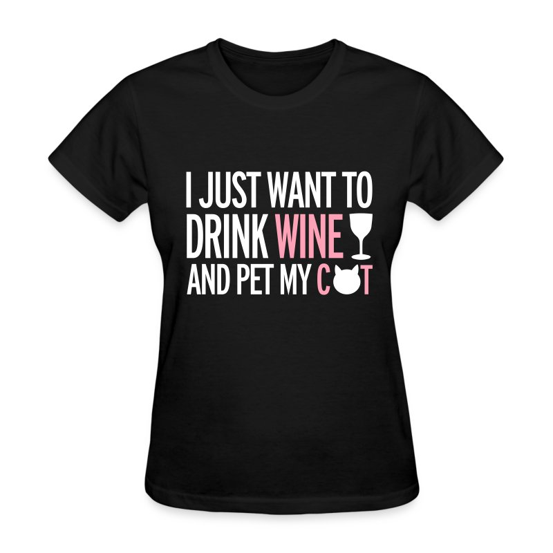 Cat - Women's T-Shirt
