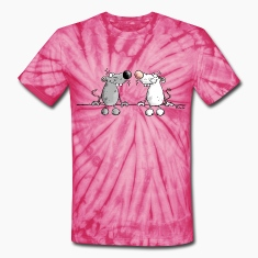 Mice in Love T-Shirts