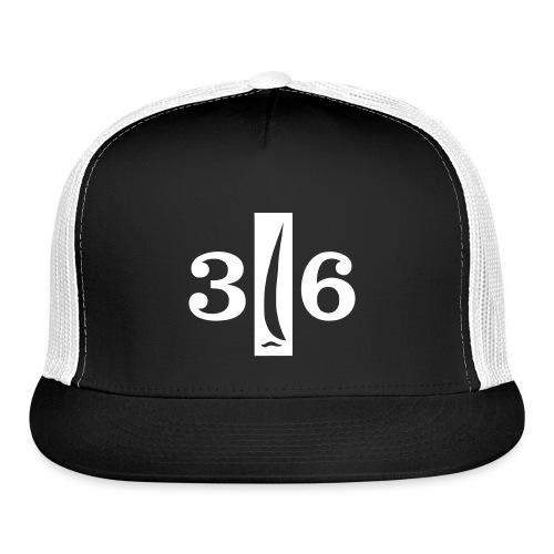 I-36 Trucker Hat - Trucker Cap