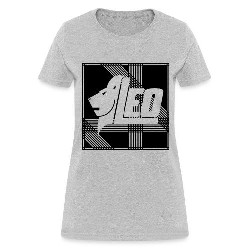 LEO Geometric [Female] - Women's T-Shirt