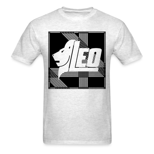 LEO Geometric [Male] - Men's T-Shirt