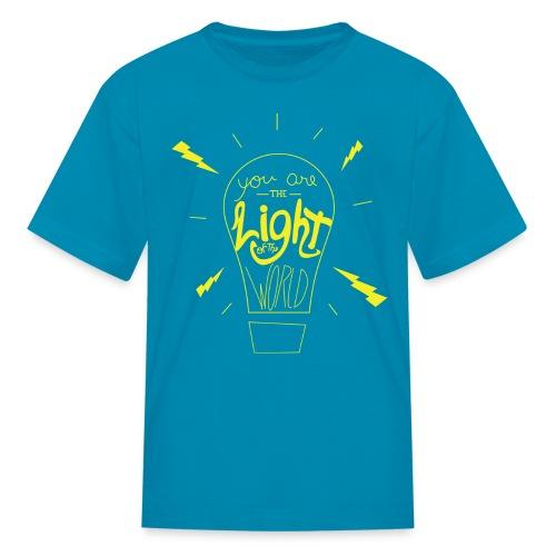 Light Of The World - Kids' T-Shirt