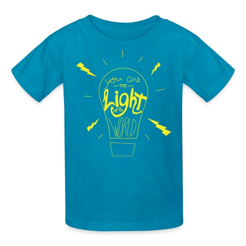 Light Of The World - Kids' T-Shirt