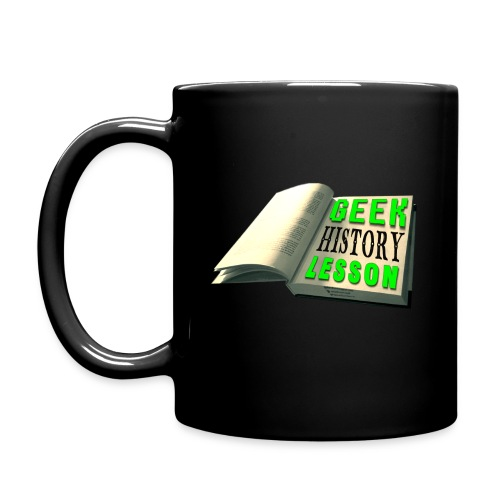 Geek History Lesson Mug - Full Color Mug