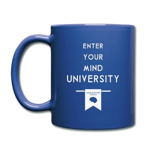 Enter Your Mind University Mug - Full Color Mug