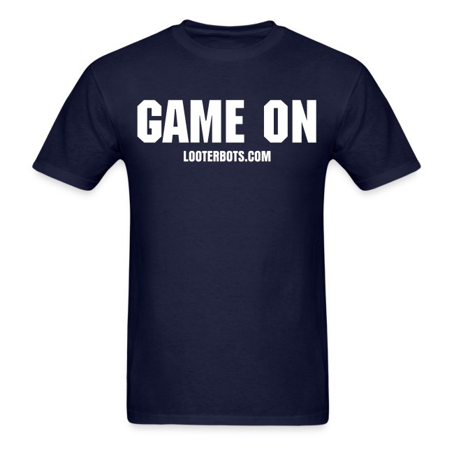 Game On T
