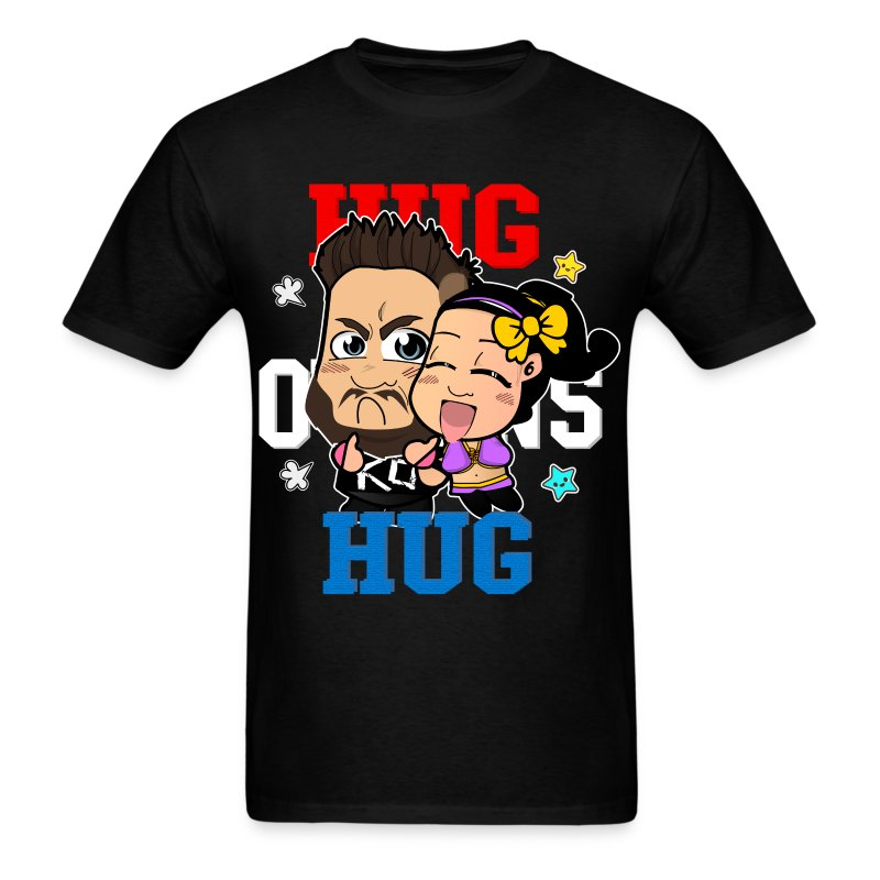 Hug Hug (Male) - Men's T-Shirt