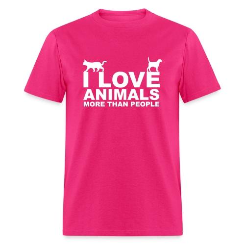 Animals - Men's T-Shirt