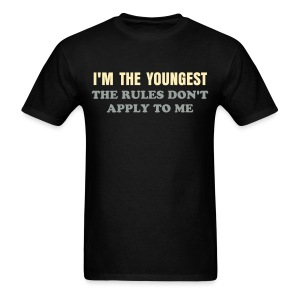 BEST SELLER- I'm the Youngest - Men's T-Shirt