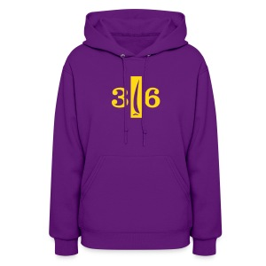 I-36 Women's Hooded Sweatshirt - Women's Hoodie