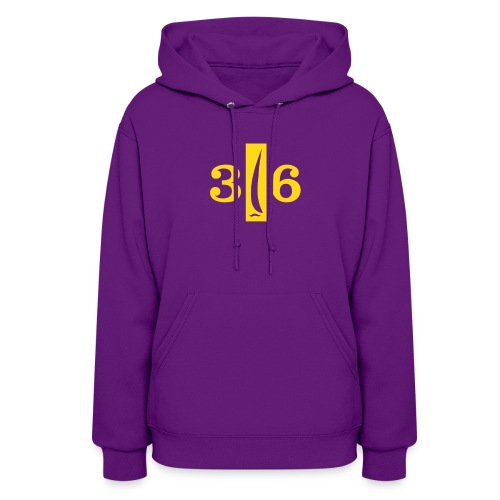 I-36 Women's Hooded Sweatshirt - Women's Hoodie