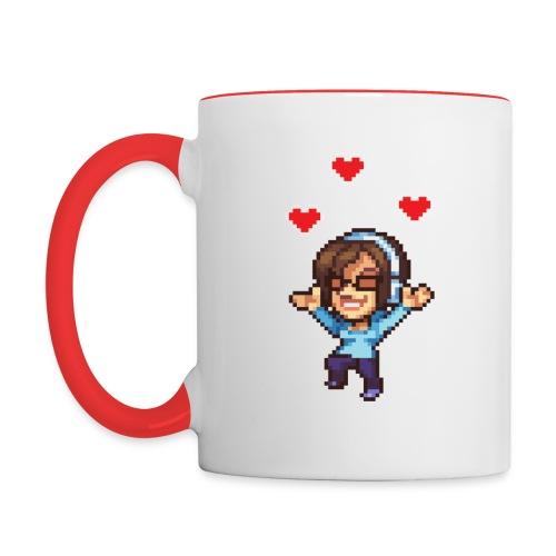 8BitMug - Contrast Coffee Mug