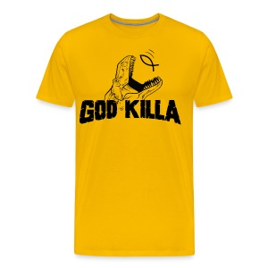 GOD KILLA by Tai's Tees - Men's Premium T-Shirt