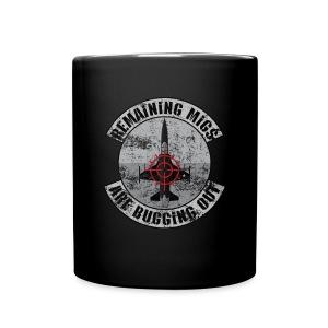 MiG Bugout Mug - Full Color Mug