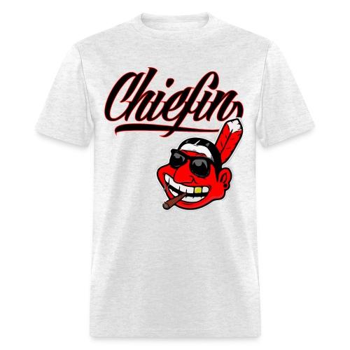 Chiefin - Men's T-Shirt
