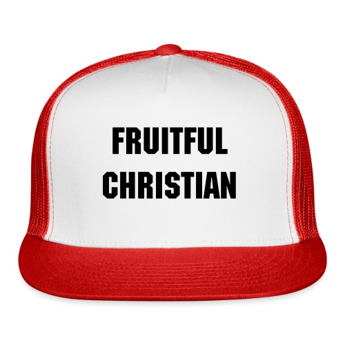 Christian Tee  - Trucker Cap