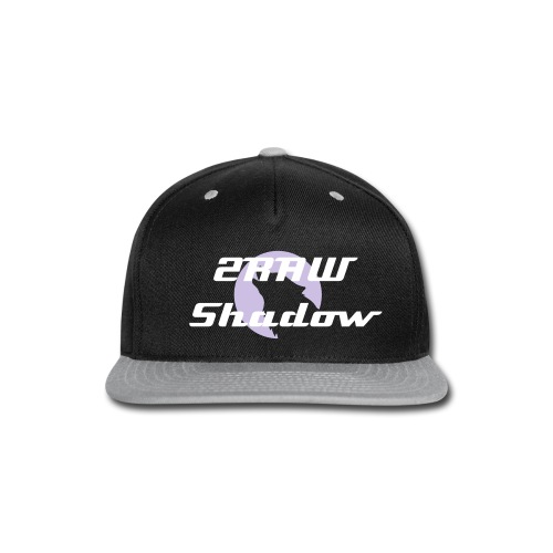 2RAW Shadow Snap-Back - Snap-back Baseball Cap