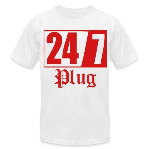 AA 247Plug - Men's Fine Jersey T-Shirt