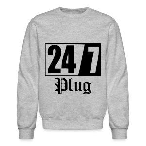 247Plug - Crewneck Sweatshirt