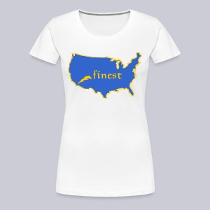 Finest - Women's Premium T-Shirt