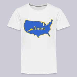 Finest - Kids' Premium T-Shirt