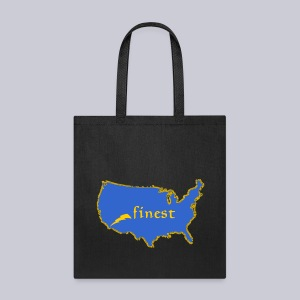 Finest - Tote Bag