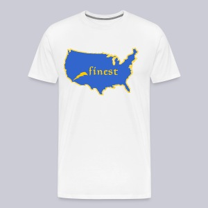 Finest - Men's Premium T-Shirt