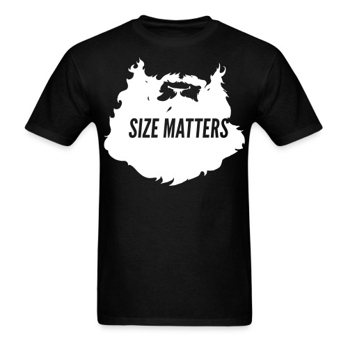 Action Bronson Size Matters Tee [Black] - Men's T-Shirt