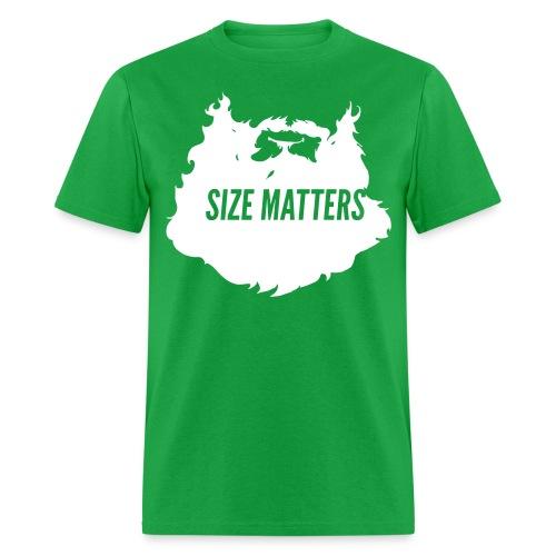 Action Bronson Size Matters Tee [Green] - Men's T-Shirt