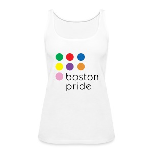 Women's Premium Tank Top, full color logo - Women's Premium Tank Top