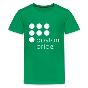 Boston Pride T-Shirt - Kids' Premium T-Shirt