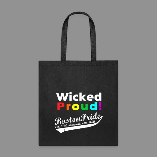 2015 Wicked Proud Tote Bag - Tote Bag