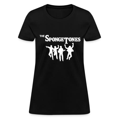 Spongetones Woman's Tee - Women's T-Shirt