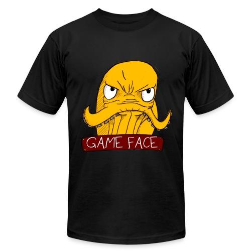 Game Face - Men's Fine Jersey T-Shirt
