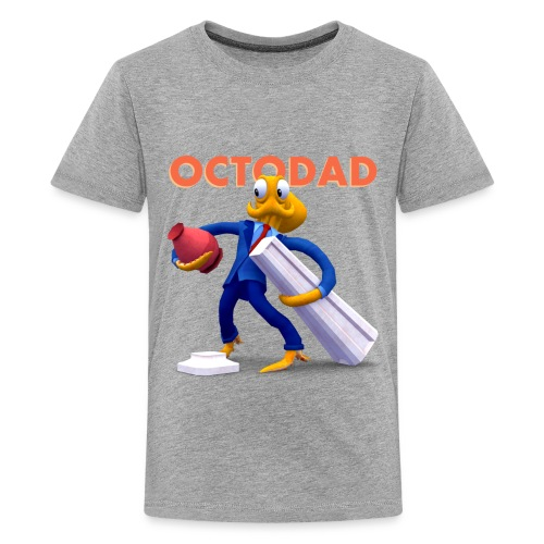 Vase (Kid's) - Kids' Premium T-Shirt