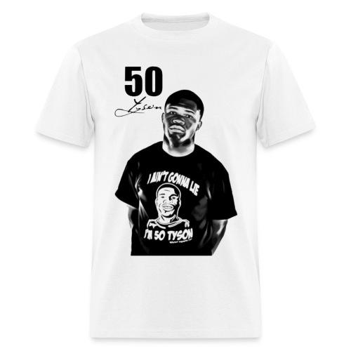 5T drawing - Men's T-Shirt